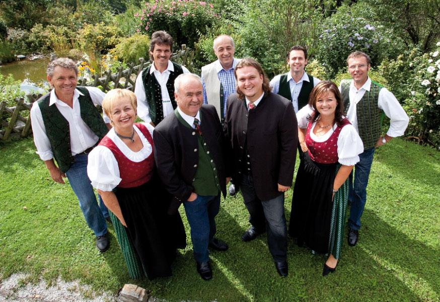 Das Harmonika Schmidt Team