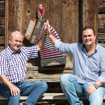 Schmidt Harmonika stammen aus einem Familienunternehmen