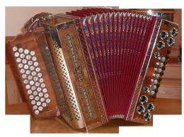 gebrauchte Parz Harmonika kaufen