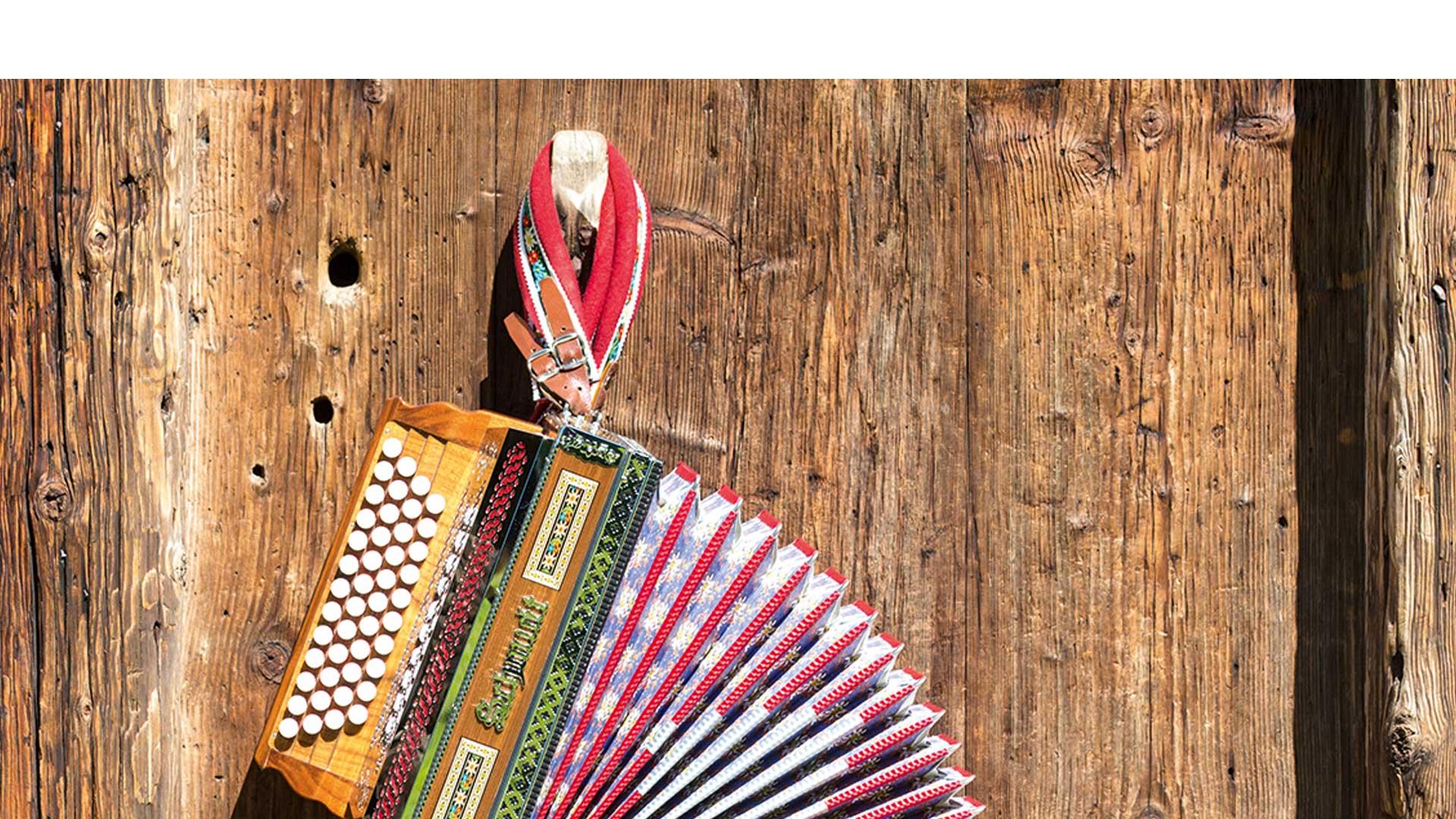 Herbst Angebot beim Kauf einer neuen steirischen Harmonika nutzen